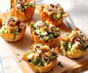 food, salad, and yummy image