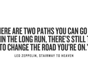 led zeppelin, quote, and music image