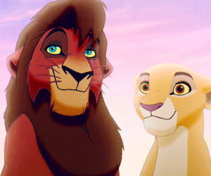 disney, the lion king, and kiara image