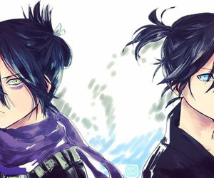 anime, noragami, and sonic image