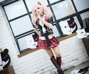 anime, beautiful, and cosplay image