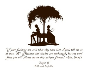 pride and prejudice, book, and quote image