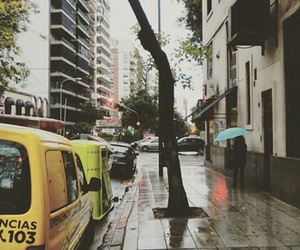 buenos aires, buildings, and cars image