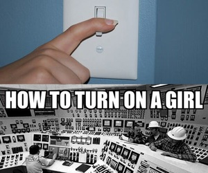 girl, funny, and lol image