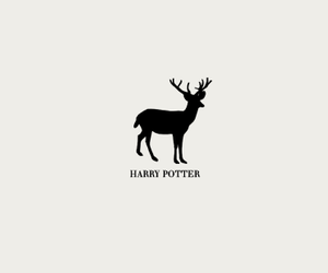 harry potter, hp, and patrono image
