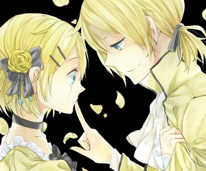 anime, vocaloid, and cry image