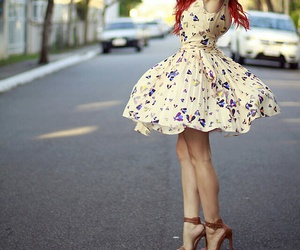beautiful, colored, and dresses image