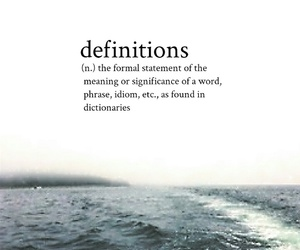 define, definition, and tumblr image