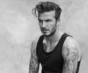 David Beckham, beckham, and Hot image