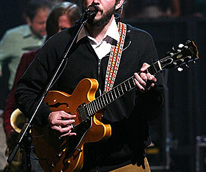 bon iver, justin vernon, and holocene image