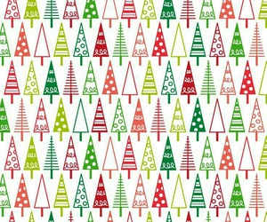 pattern, christmas, and wallpaper image