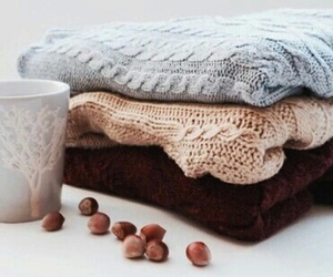 winter, fashion, and sweater image