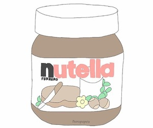 overlay and nutella image