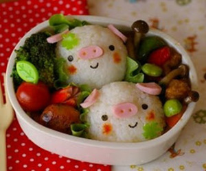 food and kawaii image