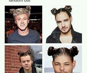 one direction, funny, and liam payne image
