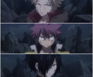 fairy tail, sting eucliffe, and rogue cheney image
