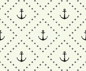 anchor, pattern, and wallpaper image