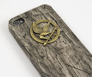iphone, case, and the hunger games image