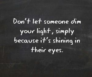 quote, light, and life image