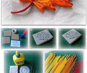 diy and leaf image