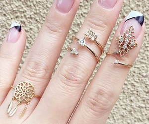 beautiful, Prom, and ring image