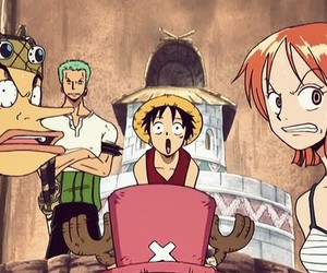 chopper, zoro, and usop image