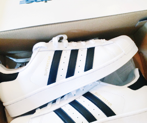 adidas, cool, and sneakers image