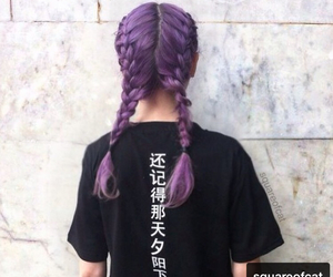 cool, hair, and aesthetic image