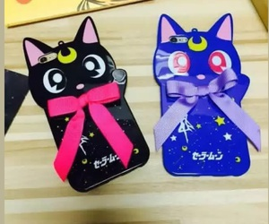 cool, sailor moon, and iphone case image