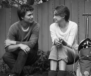 the fault in our stars, hazel, and Shailene Woodley image