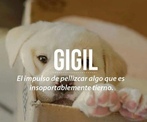 gigil, frases, and words image