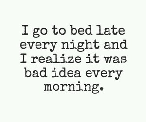 morning, quotes, and bed image