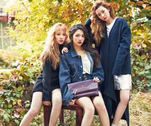fashion, seul gi, and joy image