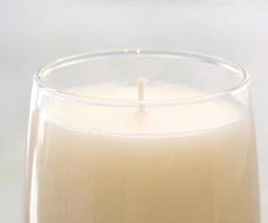 candle, pastel, and white image