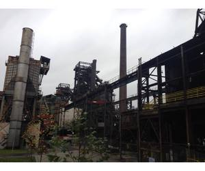 architecture, buildings, and factory image