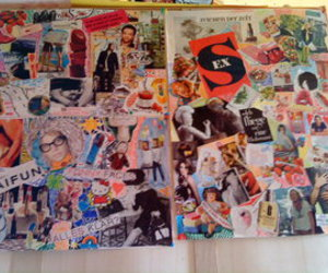 Collage, Paper, and cool image