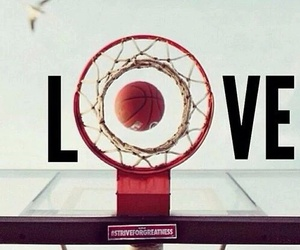 love, Basketball, and life image