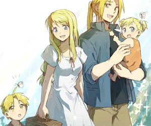 anime, edward elric, and fullmetal alchemist image