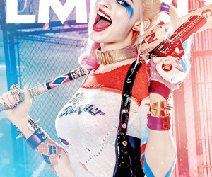harley quinn, suicide squad, and suicidesquad image