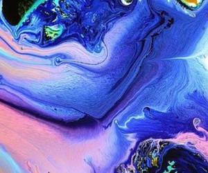 abstract, background, and chemical image