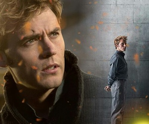 the hunger games, thg, and finnick odair image