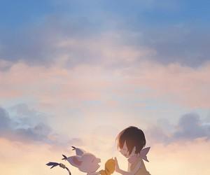 anime, digimon, and digimon adventure image
