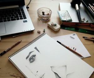draw, drawing, and inspiration image