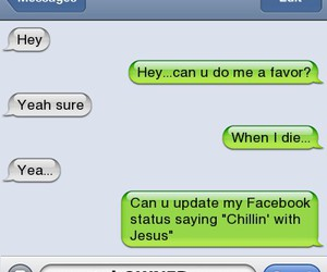 haha, iphone, and smartphowned image