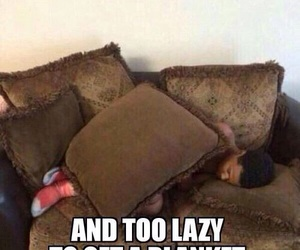 funny, Lazy, and me image