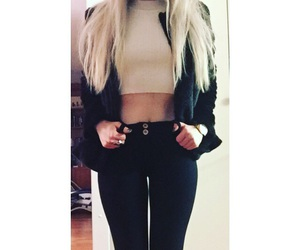 blonde, body, and clothes image