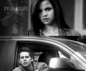 selena gomez, teen wolf, and dylena image