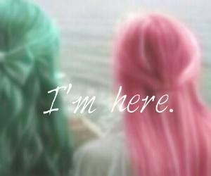colorful hair, okay, and are you okay image