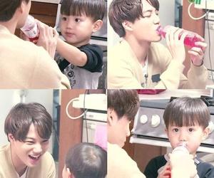 exo, kai, and sm entertainment image