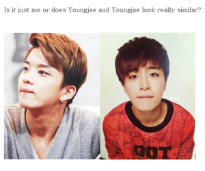 kpop, bap, and youngjae image
